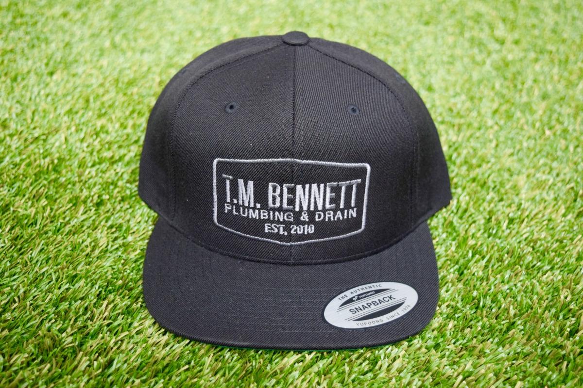 black 2 hat